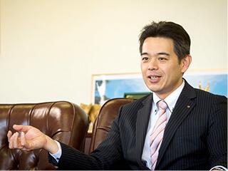 株式会社福田商会 代表取締役専務 福田大輔